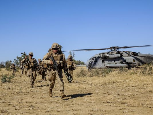 Marines Australia
